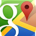 Google térképen való megjelenés